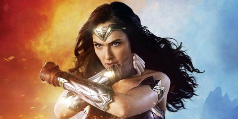 Cg artwork, Black hair, Fictional character, Wonder Woman,