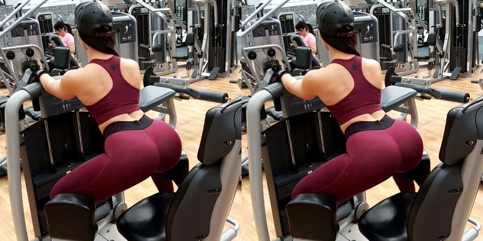 Teen girls that fuck gym eqement