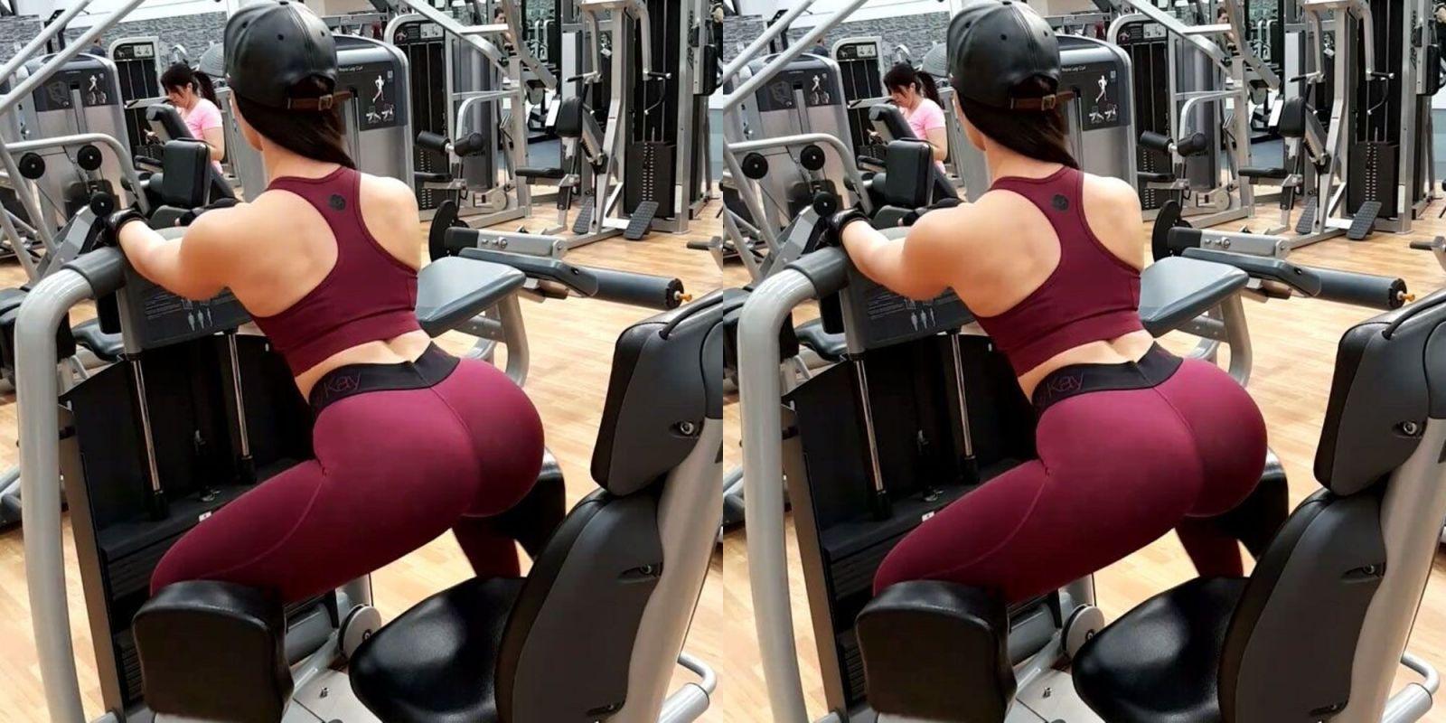 Teen girls that fuck gym eqement