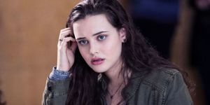 Katherine Langford as Hannah Baker in 13 Reasons Why