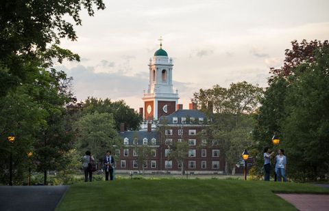Tree, Lawn, Park, Dome, Finial, Tower, Tourist attraction, Campus, Landscaping, Church,
