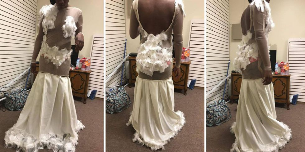 This Prom Dress Fail Is So Horrendous The Girl Who Bought