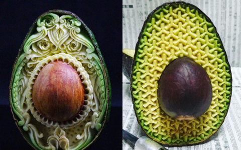 Food, Plant, Fruit, Avocado, Easter egg, Nepenthes, Giant granadilla,