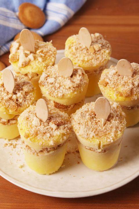 Banana Pudding Pops