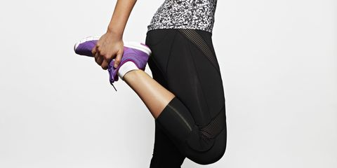 Arm, Shoulder, Human leg, Hand, Wrist, Joint, Elbow, Style, Waist, Purple,