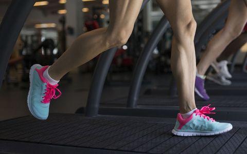 Human leg, Pink, Footwear, Leg, Calf, Shoe, Ankle, Human body, Plimsoll shoe, Athletic shoe,