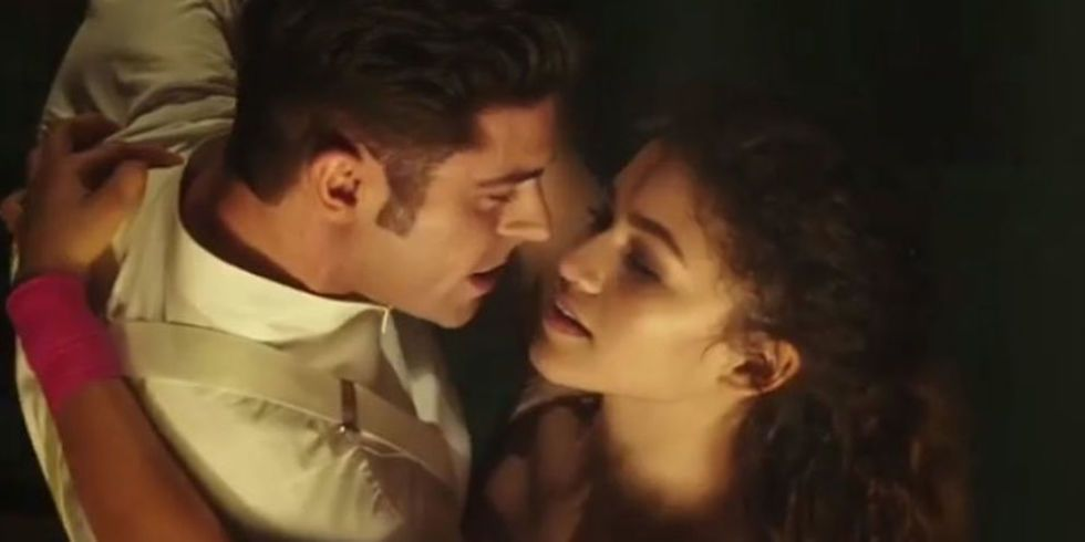 """Zendaya and Zac Efron's Chemistry is on FIRE in the New """"Greatest Showman"""" Trailer"""