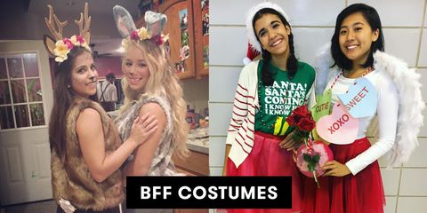 25 best friend halloween costumes 2018 bff matching costume ideas image solutioingenieria