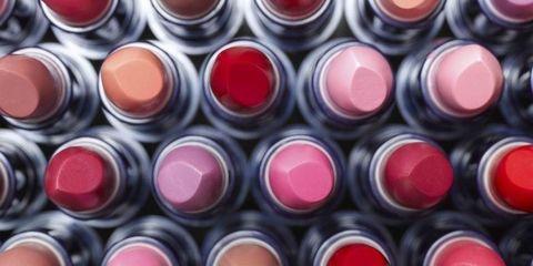 Pink, Red, Cosmetics, Lipstick, Lip, Beauty, Magenta, Purple, Lip gloss, Material property,