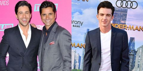 Drake Bell Wedding.John Stamos Just Threw The Shadiest Shade At Drake Bell Over His