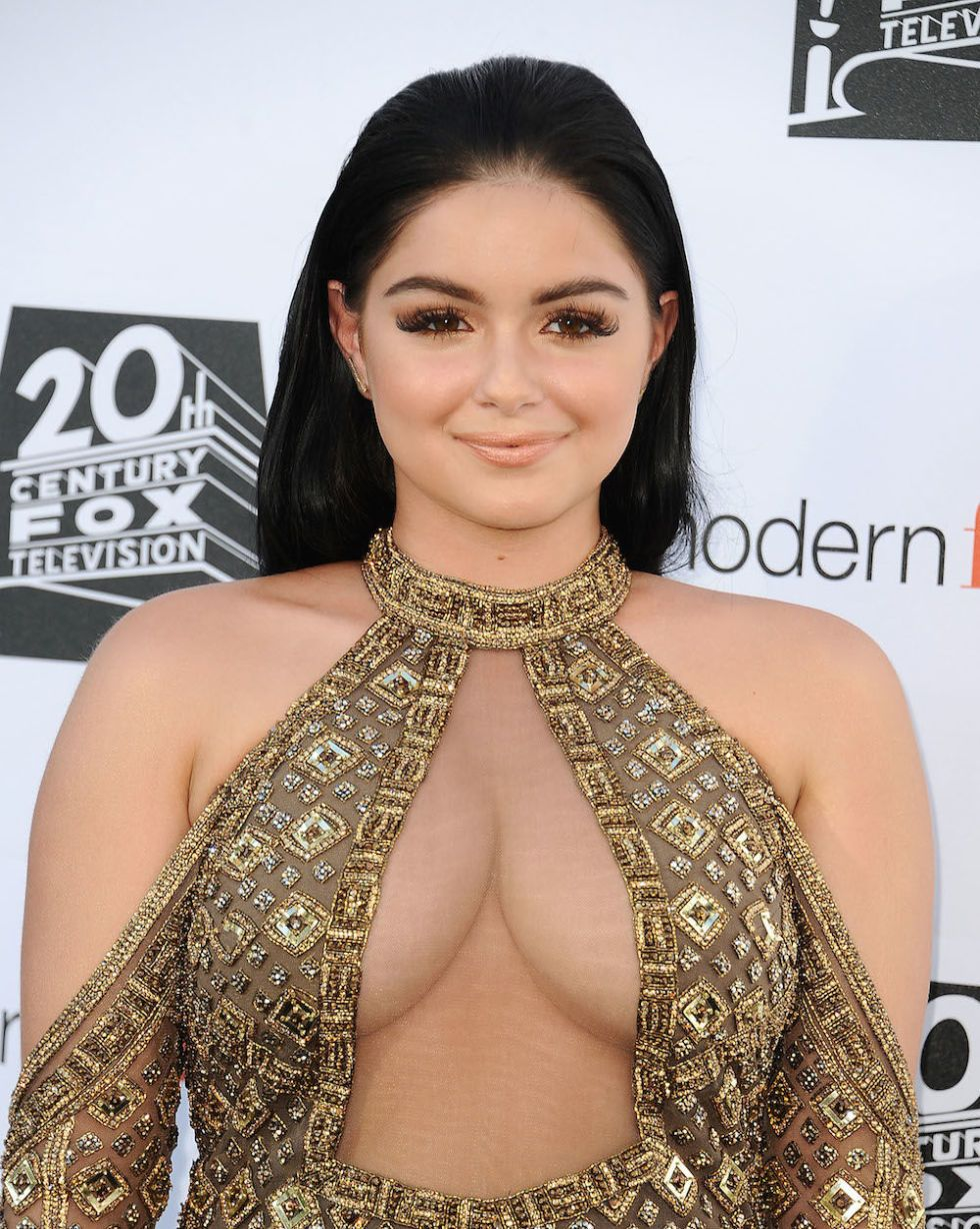 Actresses with the biggest bra size