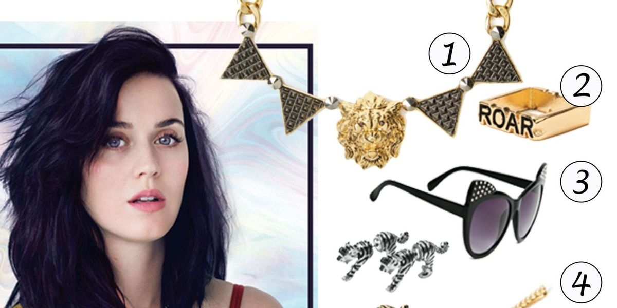 Katy's New Claire's Collection