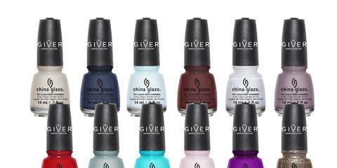 The Giver China Glaze Nail Polish New Summer 2014 Nail