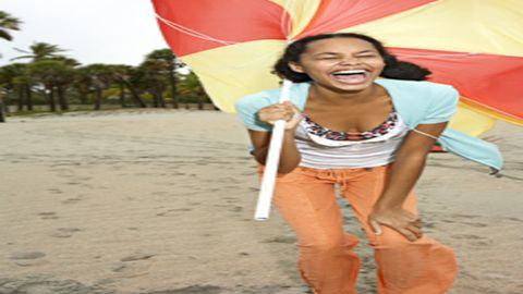Nose, Happy, People in nature, Leisure, Summer, Vacation, Sand, Shade, Laugh, Holiday,