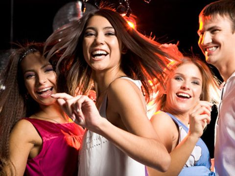 Hair, Face, Head, Nose, Mouth, Smile, Fun, People, Eye, Social group,