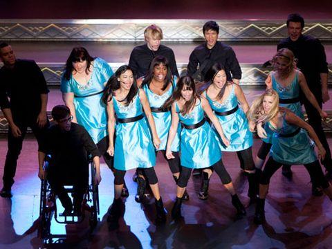 Glee Original Song Recap