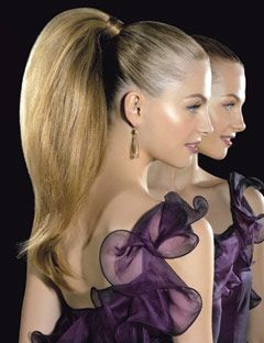 High Ponytail Hairstyles Perfect High Ponytail Styles
