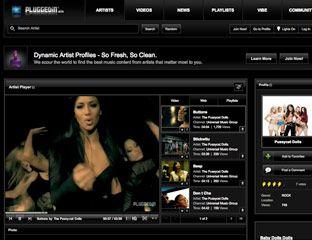 Pluggedin com - Play HD Quality Music & Videos