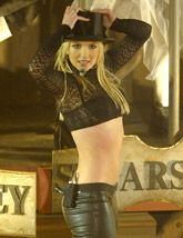 Britney Spears Tour - Setlist For Britney Spears Circus Tour