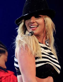 Get The Details From Britney S Circus Tour