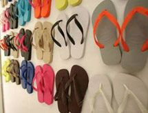 4d0a3b06c2ce53 Havaianas is bringing a little summer fun to the city with the new Urban  Beach Flip Flop Shop at the Gap flagship store in NYC!
