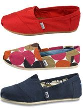 e6cc5f92540 Attention all shoe addicts! There s a sample sale at TOMS Shoes on  Saturday