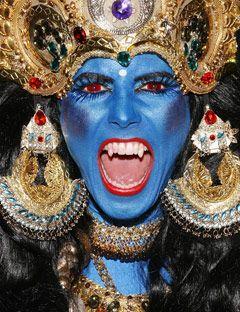 Heidi Klum Halloween Shiva.Heidi Klum S Top 10 Halloween Costume Ideas