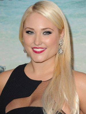 Hayley Hasselhoff weight loss