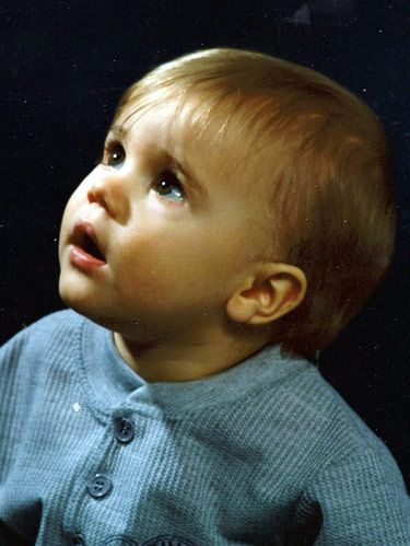 Justin Bieber Baby Pic