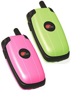 CG! Loves Gadgets - Limited-Edition Pink or Green Virgin