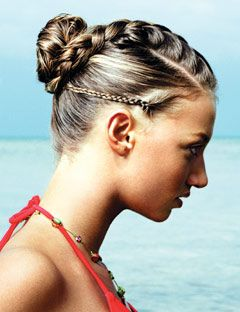 How to french braid ccuart Choice Image