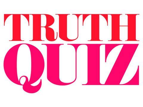 Truth Quiz
