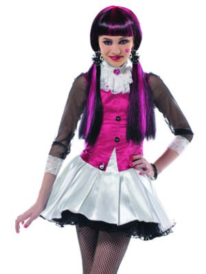 Monster High Halloween Costumes Out Now!