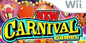 new carnival game wii