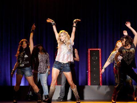 Glee Recap Blame It On the Alcohol
