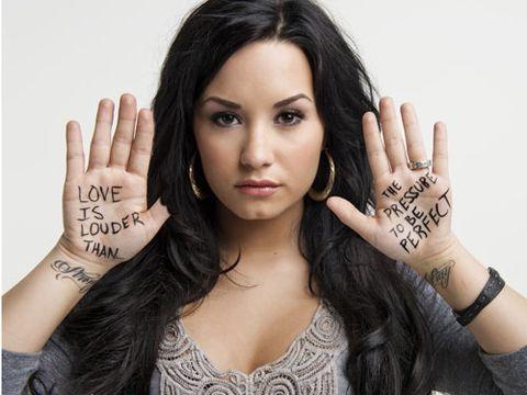 Demi Lovato Love Is Louder