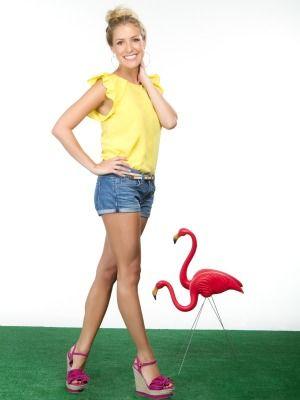 Kristin Cavallari Designs for ShoeDazzle Interview with