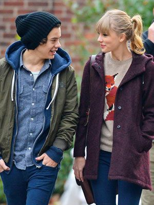 taylor and harry dating