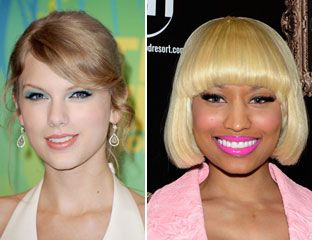 Taylor Swift Speak Now Tour Taylor Swift Nicki Minaj