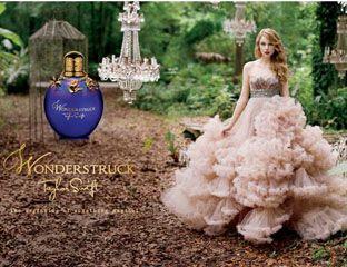 Taylor Swift Perfume Taylor Swift Wonderstruck
