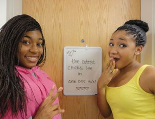 Nice Roommate Guidelines   College Roommates Part 23