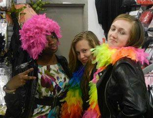 college theme parties birthday parties