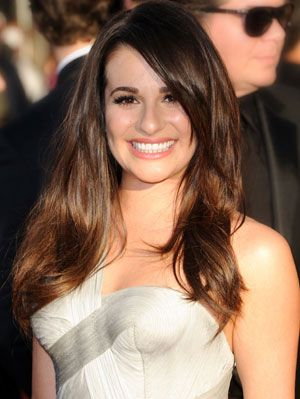 Pleasing Lea Micheles Sag Awards Hairstyle Lea Micheles Beach Hair At Natural Hairstyles Runnerswayorg