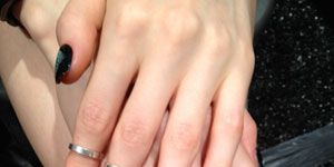 Galaxy Nails Tutorial Nicole Miller Nyfw Ss 2013