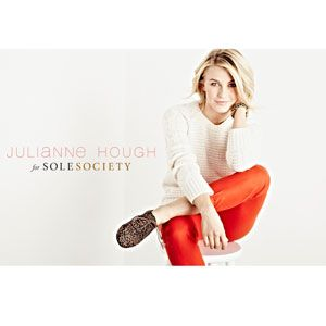 cd876d4c386 Julianne Hough for Sole Society - Julianne Hough New Shoe Collection