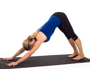 Easy Yoga Poses Yoga Poses For Stretching