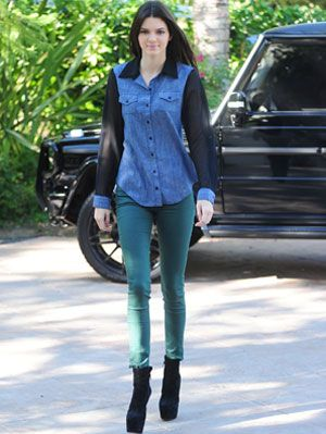 Kendall Jenner Style Street Style Pics Of Kendall Jenner