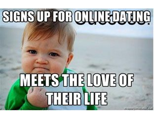 True online dating