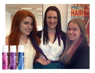 Temporary Colored Hair Spray - Washable Color Hair Dye