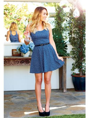 6f66e46f44c Lauren Conrad s latest amazing collection for Kohls! The summer 2013 LC Lauren  Conrad line is full of super-girly lace tops and dresses
